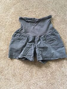 Maternity Shorts Size Med and Large