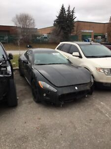 2011 Maserati Granturismo S - Clean title