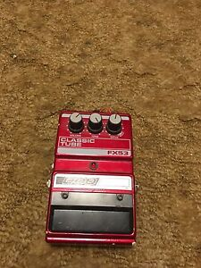 DOD fx 53 classic tube distortion