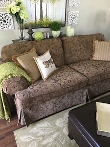 Sofa and Love Seat  - by Stylus Canada