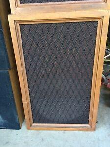 Double diamond electronics speaker / haut-parleurs
