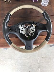 BMW M-Sport Steering wheel Mona Vale Pittwater Area Preview