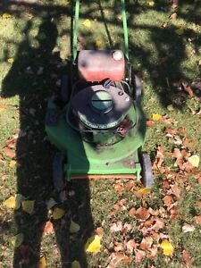 Old Lawnboy Commercial Mower