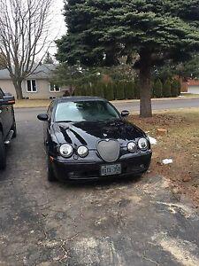2003 Jaguar S type R Black Low Mileage