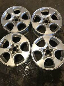 Mags 16 pouces 5x100 TOYOTA COROLLA