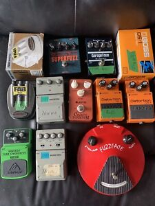 Distortion and overdrive