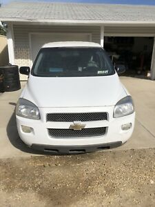 2007 Chevy Uplander for sale.
