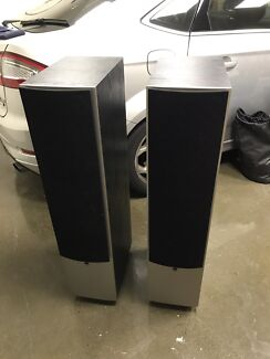 Athena AS-F2 Floorstanding Speakers