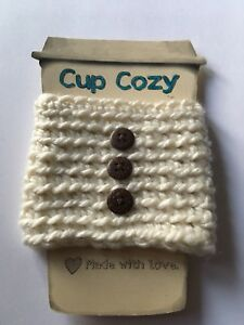 Cup Cozy - buy 3, get the 4th FREE!