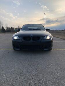2008 BMW E60 M5