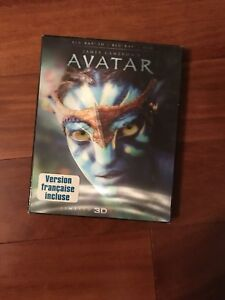 Avatar Limited 3D Edition DVD / Blu Ray
