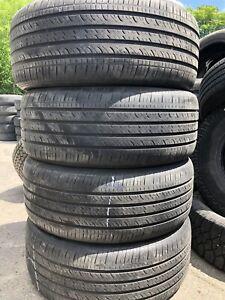 255/50R20 Hankook pneus d'été - 200$
