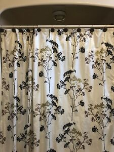 Shower curtain and accessories