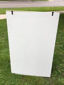 Recycled sandwich board signs for sale