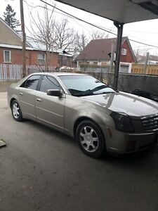 03 caddy cts
