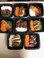 Healthy meals and budget friendly trainer