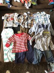 3 To 6 Month Boys Lot