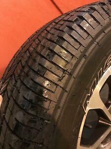 Summer tires for sale F150