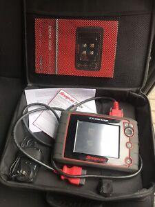 SNAP ON Ethos edge diagnostic car scanner