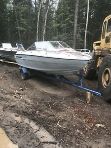 Boat for sale.