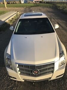 Cadillac CTS 4