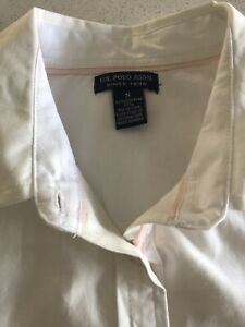 Ladies white cotton shirt by US POLO ASSN Point Cook Wyndham Area Preview