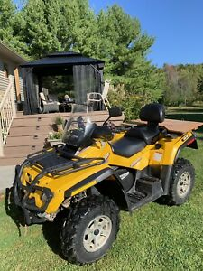 2008 Can Am Outlander 2 Up