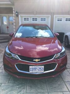 2018 Cruze HB LT Lease Takeover