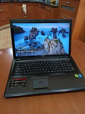 Msi Portátil Gaming CX70-2QF