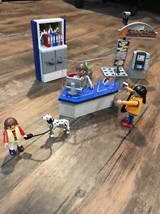 Playmobil bank