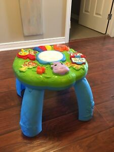 Leap Frog Baby Stand & Sit Toy