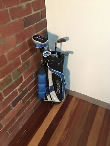 KIDS COUGAR GOLF SET READY TO PLAY