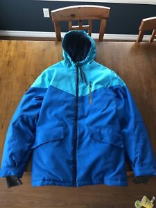 Men's Firefly XL Snowboard Jacket and Firefly XL Snow Pants