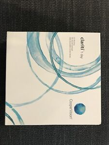 CooperVision contact lenses (Daily)