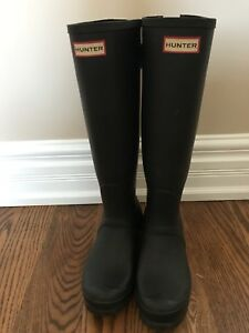 HUNTER BOOTS $70 OBO