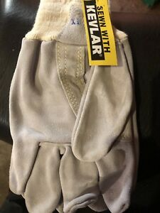 Kevlar work gloves XL size for sale
