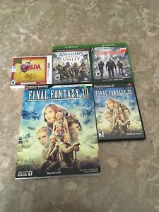 Games for Sale Xbox One , PS2 , 3DS