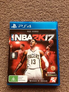 NEW NBA 2K17, Playstation 4