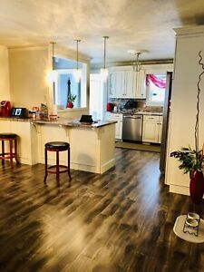 Entire Home for Rent 1000$/mth, Fully Furnished. September 1st