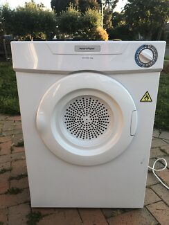 Fisher and paykel working dryer