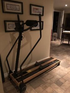 Home gym gear for sale!