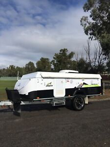 Jayco penguin outback 2014 with aircon