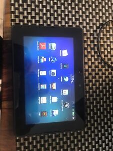 Blackberry Playbook 16 GB with charger