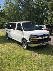 2007 Chevrolet G3500 Van