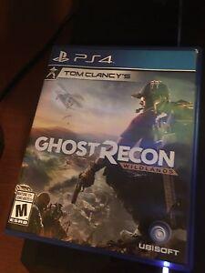 Ghost Recon - Wildlands (PS4)