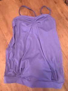 Lululemon - lightly worn, size 8 tank