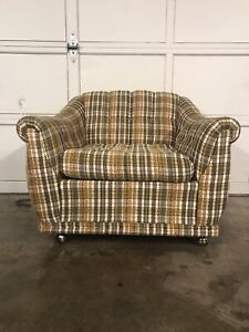 Beautiful Vintage Boho Style Accent Chair