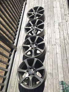 """18"""" Honda Civic HFP Rims"""