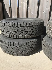 Winter tires size 225/70R16