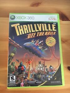 XBOX 360 Thrillville: Of the Rails